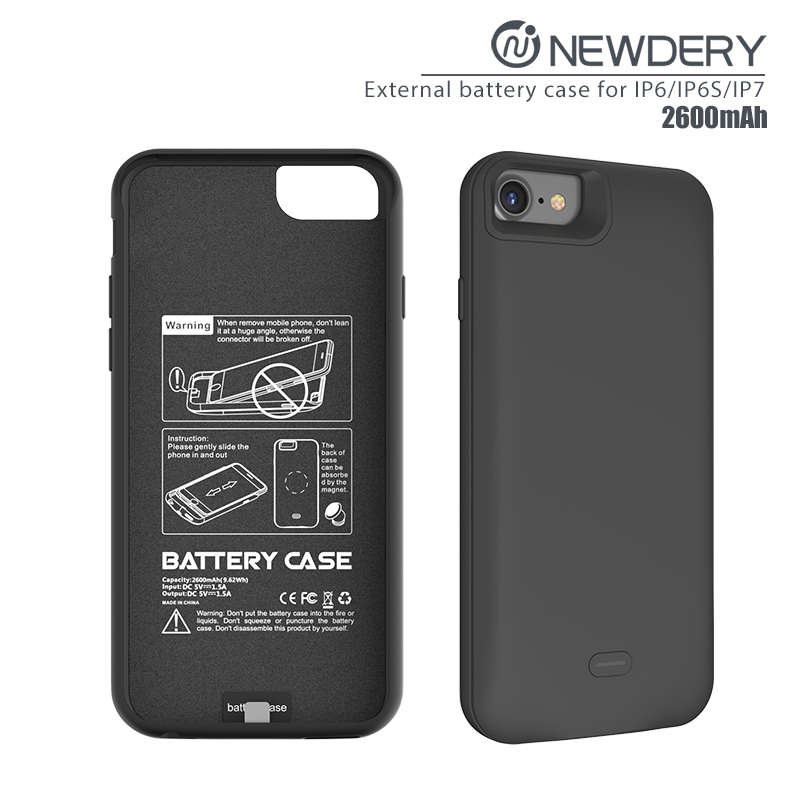 size 40 2f442 d290e iPhone 6 / 6s Battery Case (Black)
