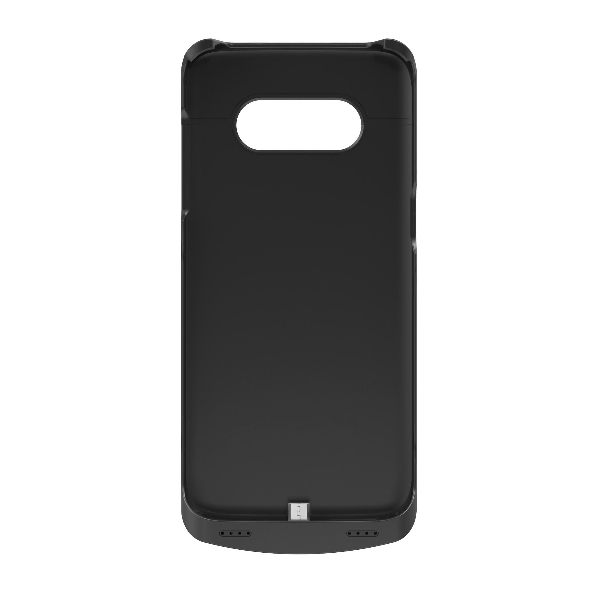 newest 2f270 86914 Galaxy S7 Edge Battery Case (Black)