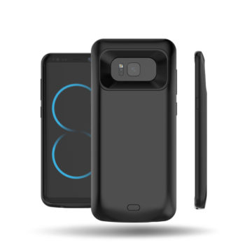 reputable site 98c6f d5fc2 Galaxy S8 Battery Case (Black) | Aus Power Banks