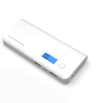 Polymer Power Bank-20,000mah Ultra Thin LED Digital Display | Aus